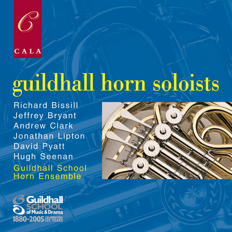 Guildhall Horn Soloists cover